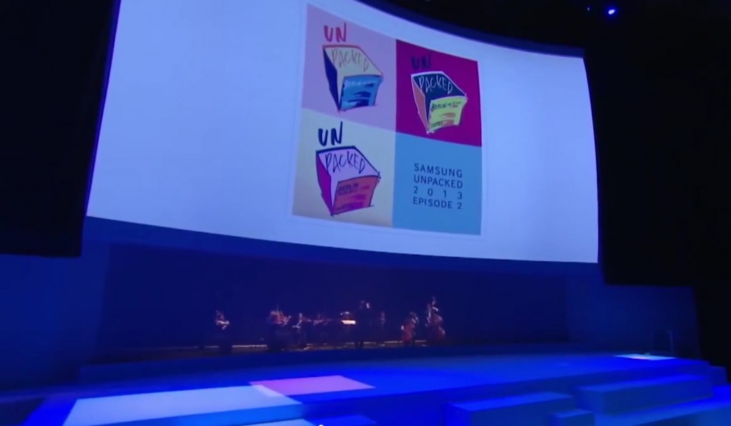 Samsung unpacked Berlin 2013