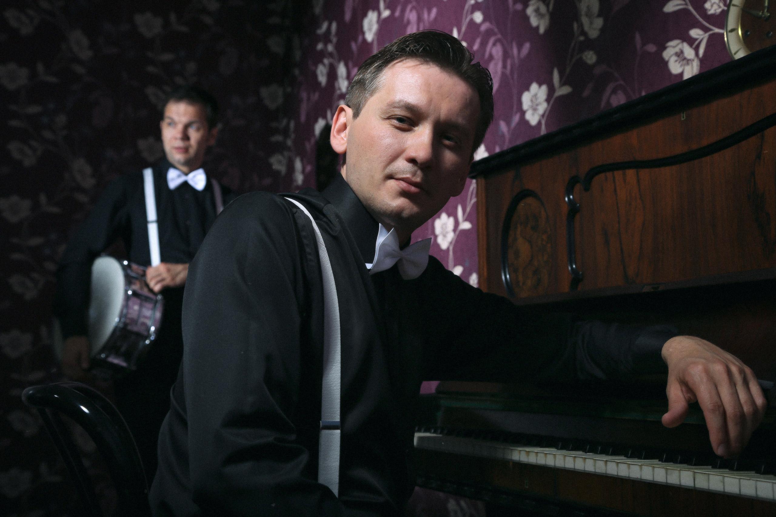 Albert-Hametoff-Klavier